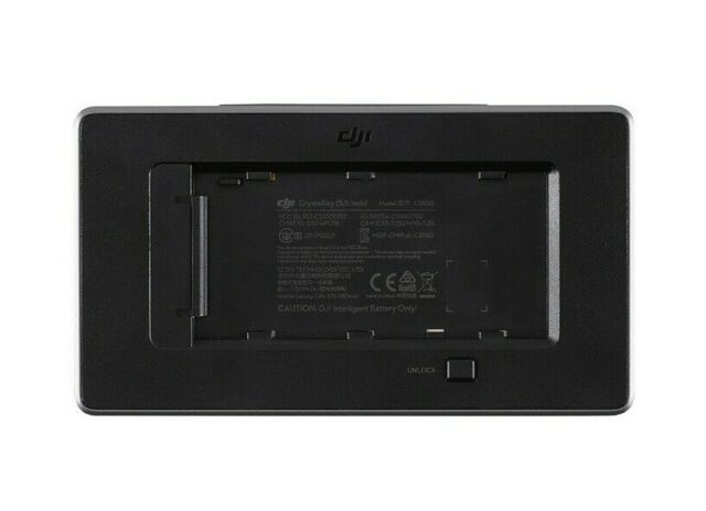 Resoluci/ón de 1920x1080 P/íxeles Autonom/ía hasta 6 Horas Compatible con la Aplicaci/ón DJI GO//DJI GO 4 DJI CrystalSky Monitor 5.5 High Brightness Pantalla Ultra Luminosa de 1000 CD//m2