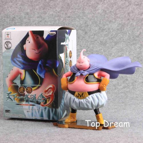 4 Expression Dragon Ball Z Majin Buu Colosseum 3 Vol.2 PVC Action Figures Model