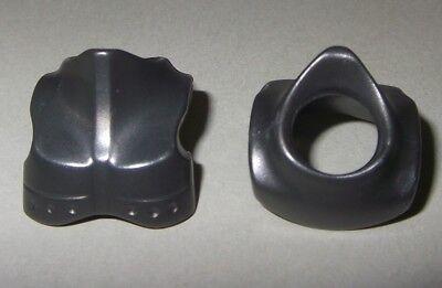 Klettband 10 Stück Klettschlaufen Klettverschluss schwarz 59945S gü 0,85€//1Stk