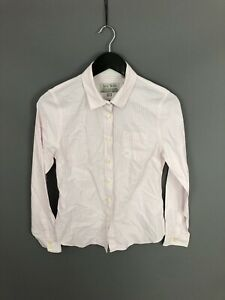 JACK-WILLS-Shirt-Size-UK10-Striped-Great-Condition-Women-s