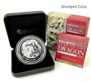 2012-YEAR-OF-THE-DRAGON-LUNAR-5oz-PURE-SILVER-Proof-Coin