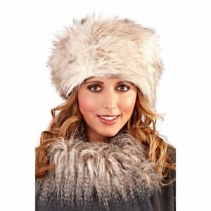 589533e3722 Image is loading Chic-Ladies-BLACK-BROWN-or-2-TONE-Winter-