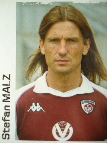 PANINI 263 BL Football 2004//05 Stefan Malt 1 FC Kaiserslautern