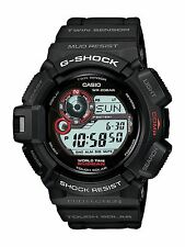 Casio G-Shock G-9300-1 Wrist Watch Wristwatch Mudman Tough Solar Black - G9300-1