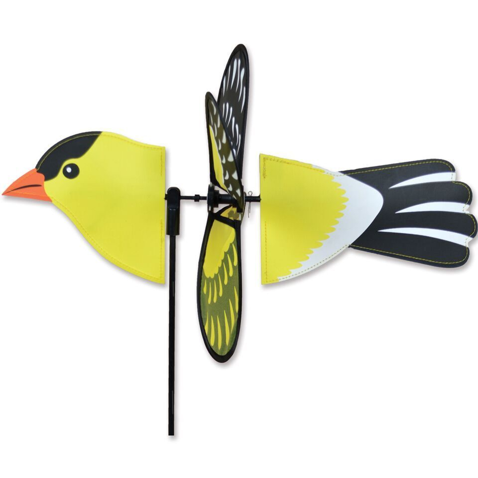 PR 25046 Petite Loon Whirly Wing Wind Spinner..10...