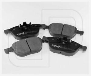 4-Bremsbelaege-Bremskloetze-FORD-Kuga-I-II-vorne-Vorderachse