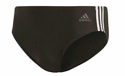Hingebungsvoll Adidas Performance Herren Badehose Fitness 3-stripes Swim Trunk Schwarz Eleganter Auftritt