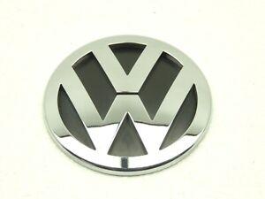 1K5853630 ULM Original VW Rear Trunk Boot Badge Emblem Chrome