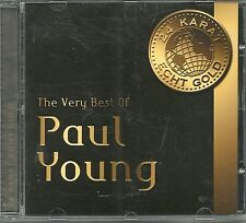 Young, Paul The very Best of Paul Young 24 Karat Gold CD RAR OOP
