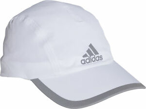 adidas Climalite Running Cap - White 4059326588972  3dda159c69c
