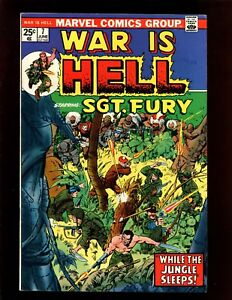 War-Is-Hell-7-FNVF-Kirby-Ayers-Colletta-Sgt-Fury-amp-His-Howling-Commandos