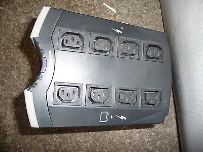 Contemplativo Rete Di Back Up Potenza Uscita Belkin F8c525u220v 525va 315 W 2.39 A 16x18x22cm-