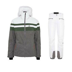 J.LINDEBERG FRANKLIN Ski Jacket + TRUULI Ski Pants Completo Uomo Sci SMOW02266 0