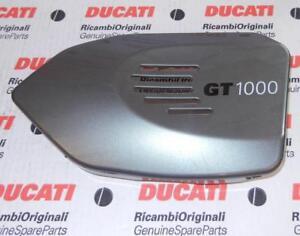 2006-Ducati-GT-1000-Sport-NOS-right-hand-frame-side-cover-GREY-color-48211371AF