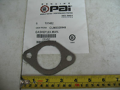 Exhaust Manifold Gaskets for Cummins L10 M11 ISM Qty 6 PAI# 131452 Ref# 3328948