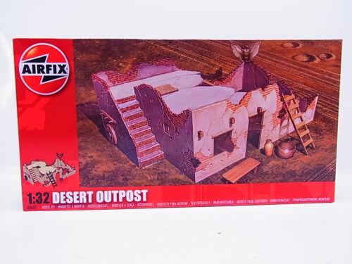 61913  Airfix A06381 Desert Outpost Bausatz 1:32 NEU in OVP