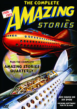 COMPLETE AMAZING STORIES 1926-1953 - 6 DVD Set