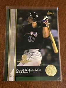 2000-World-Series-Topps-Baseball-Base-Card-60-Mike-Piazza-New-York-Mets