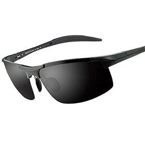 0a82763777e Duco Men s Sports Style Polarized Sunglasses Driver Glasses 8177S ...