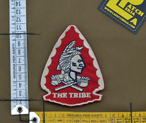Ricamata-Embroidered-Patch-Devgru-034-The-Tribe-034-with-VELCRO-brand-hook