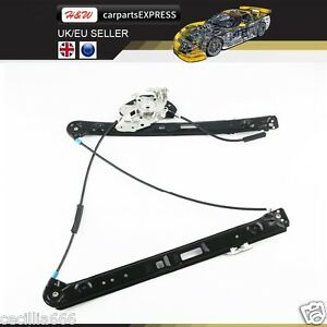 FOR-BMW-3-SERIES-E46-1998-2005-FRONT-LEFT-PASSENGER-ELECTRIC-WINDOW-REGULATOR