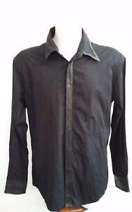 camicia-uomo-puro-cotone-Versace-taglia-17-5-44