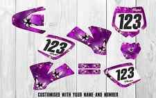 KTM 50 GRAPHICS KIT 2002 2003 2004 2005 2006 2007 2008 Motocross Sticker redbull