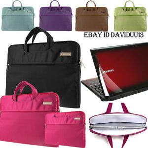Notebook-Laptop-Chromebook-Tablet-Carry-Bag-Sleeve-Case-For-11-to-15-6-Samsung