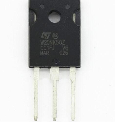 1pcs New W20NK50Z W20NK50 ST 20A//500V TO-247