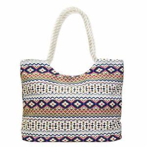 Umhängetasche Shopper Freizeittasche Badetasche Strandtasche Tasche XXL Beachbag