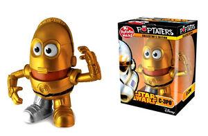 DISNEY-STAR-WARS-C-3PO-MR-POTATO-HEAD-POP-TATERS-BRAND-NEW