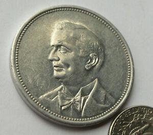 German-Magician-Kassner-coin-token-medal-40mm-dia
