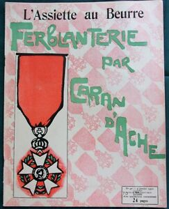 L-039-Assiette-au-Beurre-40-034-Ferblanterie-034-1902-French-Satire-Art-Magazine