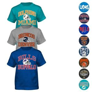a3f55a67 Details about NFL Outerstuff Various Team Graphic T-Shirt Collection Boys  Size (4-7)