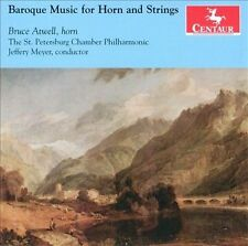 Baroque Music for Horn & String, New Music