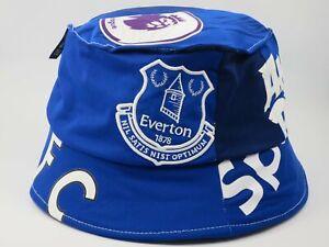 Everton 2017 18 Football Shirt Bucket Hat Ebay