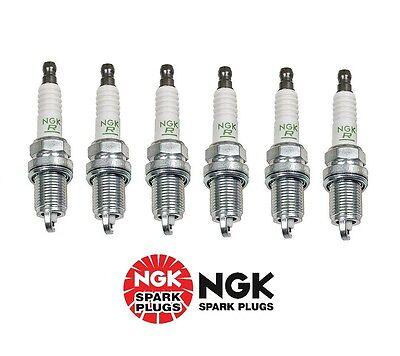 For Set of 8 Copper Spark Plugs V-Power NGK Made in Japan ZFR5F11 #2262