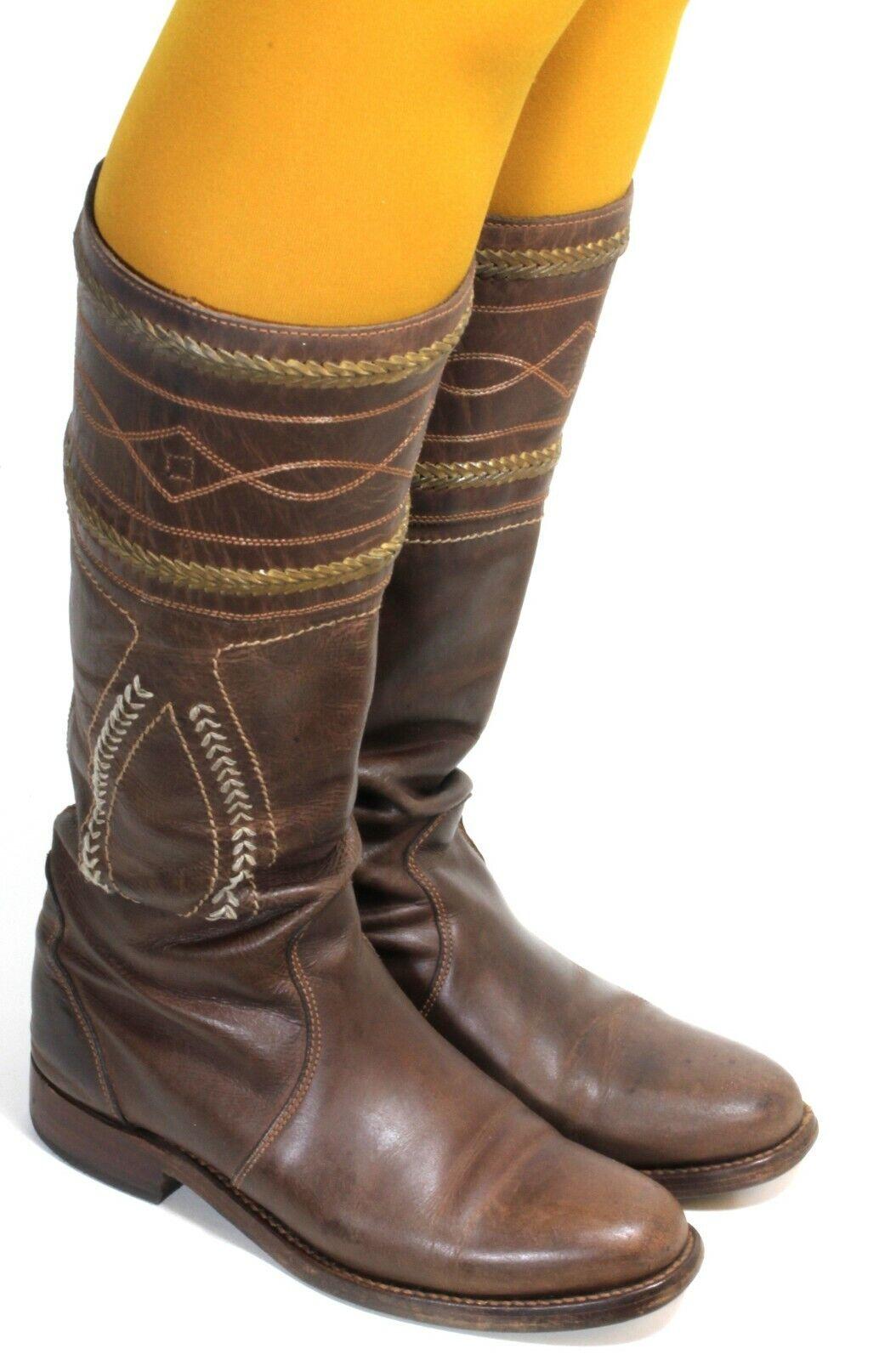 Westernstiefel Cowboystiefel Catalan Style Line Dance Sancho Sancho Sancho 10311 8578 37  | Auf Verkauf  1cc66f