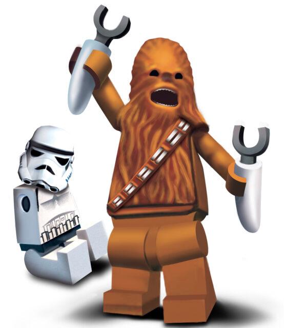LEGO STAR WARS IRON ON T SHIRT TRANSFERS
