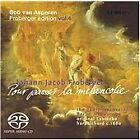 Johann Jacob Froberger - : Pour passes la mélancolie (2005)