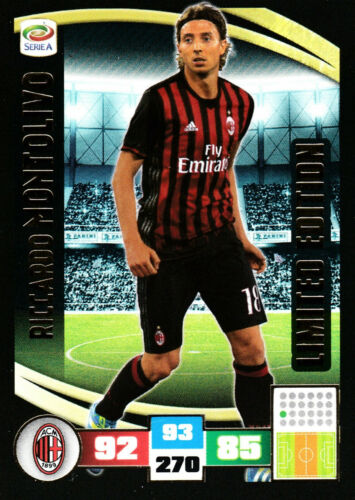 Calciatori Adrenalyn Xl 2016 17 2016 17 Card Limited Edition Online Premium Pegat Sets Y álbumes Deport Coleccionismo