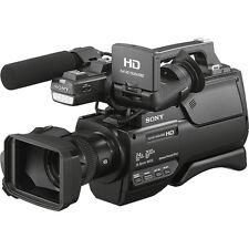 "Sony HXR-MC2500 AVCHD Shoulder Mount Camcorder, 1/4"" Exmor R CMOS HD, SD AVCHD"