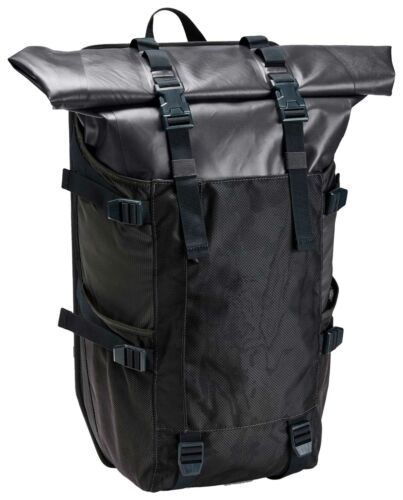 Under Armour Waterproof Roll Top 40L Backpack New Blackout Camo