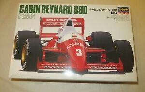 Hasegawa Cabin Reynard 89D F3000 model kit 1/24