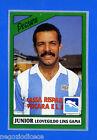 CALCIATORI PANINI 1987-88 - Figurina-Sticker n. 197 - JUNIOR - PESCARA -Rec