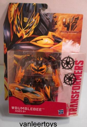 Transformers AOE Age of Extinction Deluxe Class BUMBLEBEE Generation 2015 Camaro