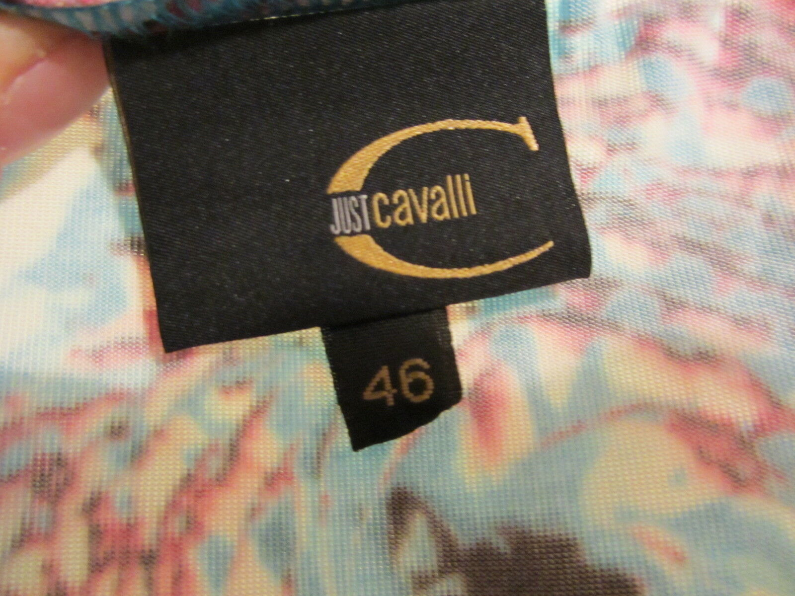 BNWT  Roberto Roberto Roberto Cavalli Designer Top 39ebb2