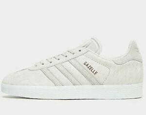 Details about Adidas Originals Gazelle ® ( Women UK Size: 9 EUR 43.5 ) Wolf Grey Latest NEW
