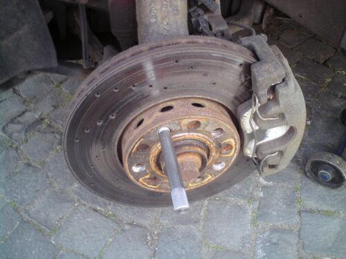 Radmontagehilfe m14x1,5 =/> ruedas más rápido chupete /> acero inoxidable-Sarre s
