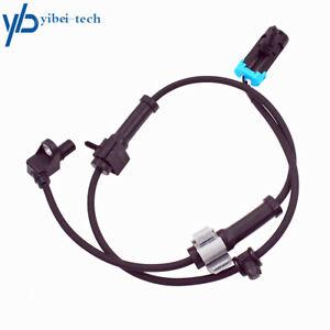 Front Left /& Right ABS Wheel Speed Sensor For Chevrolet Silverado 1500 2500 HD